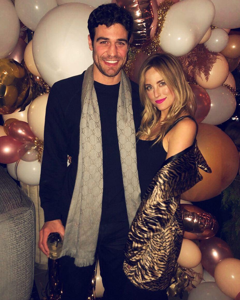 Kendall Long and Joe Amabile