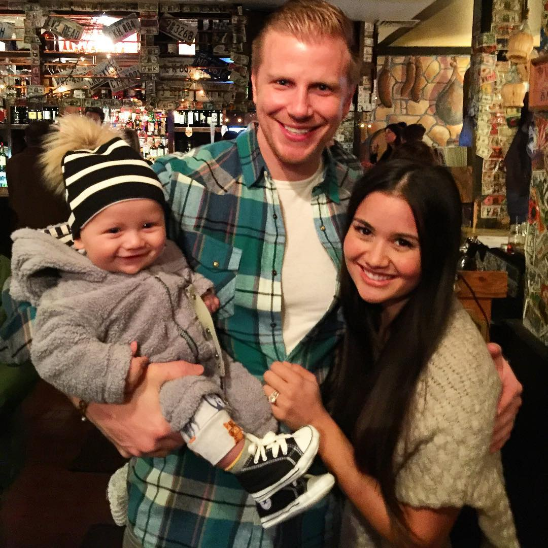 Sean Lowe and Catherine Giudici