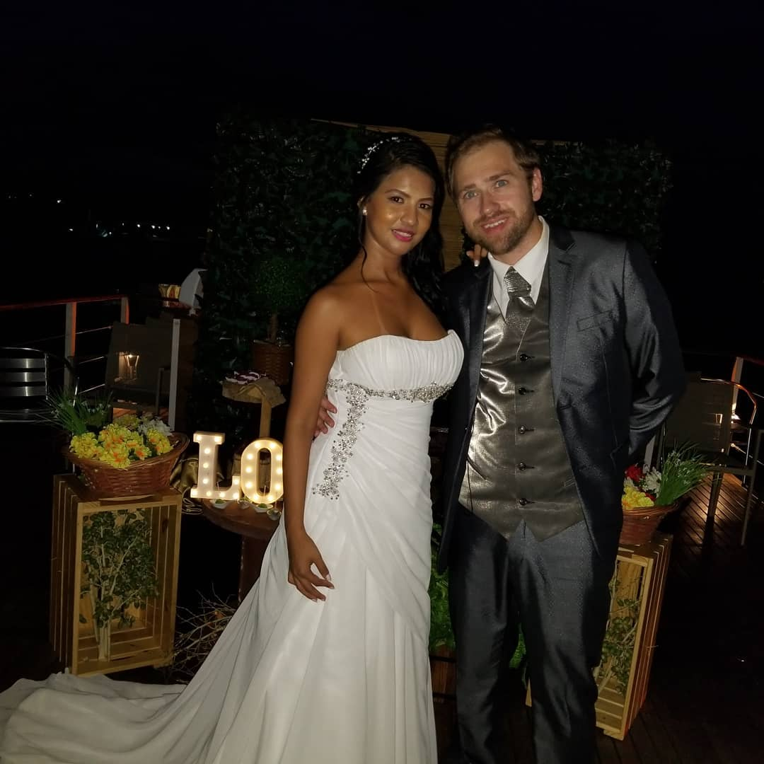 Paul Staehle and Karine Martins