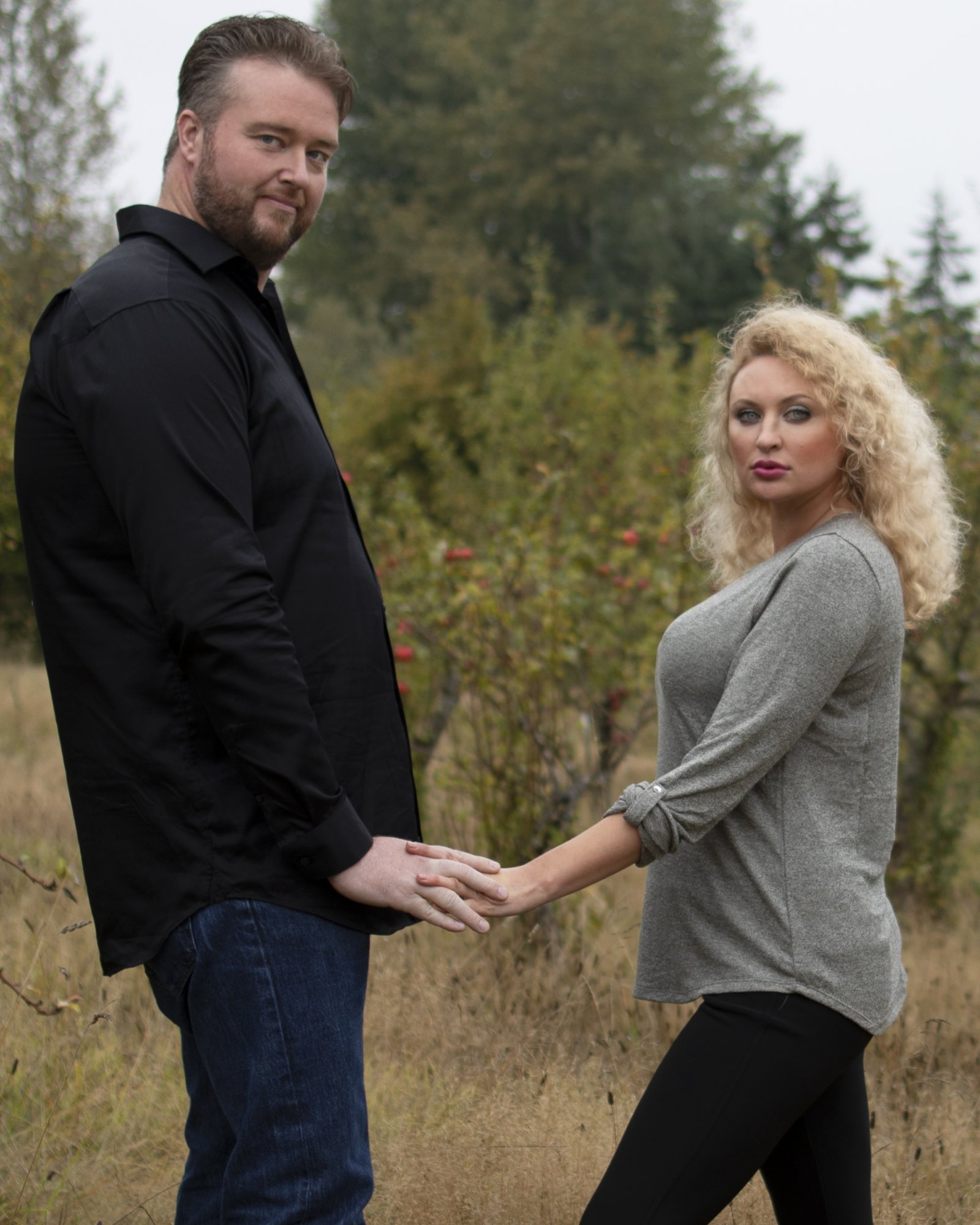 90 Day Fiance Season 8 couple Mike Youngquist and Natalie Mordovtseva
