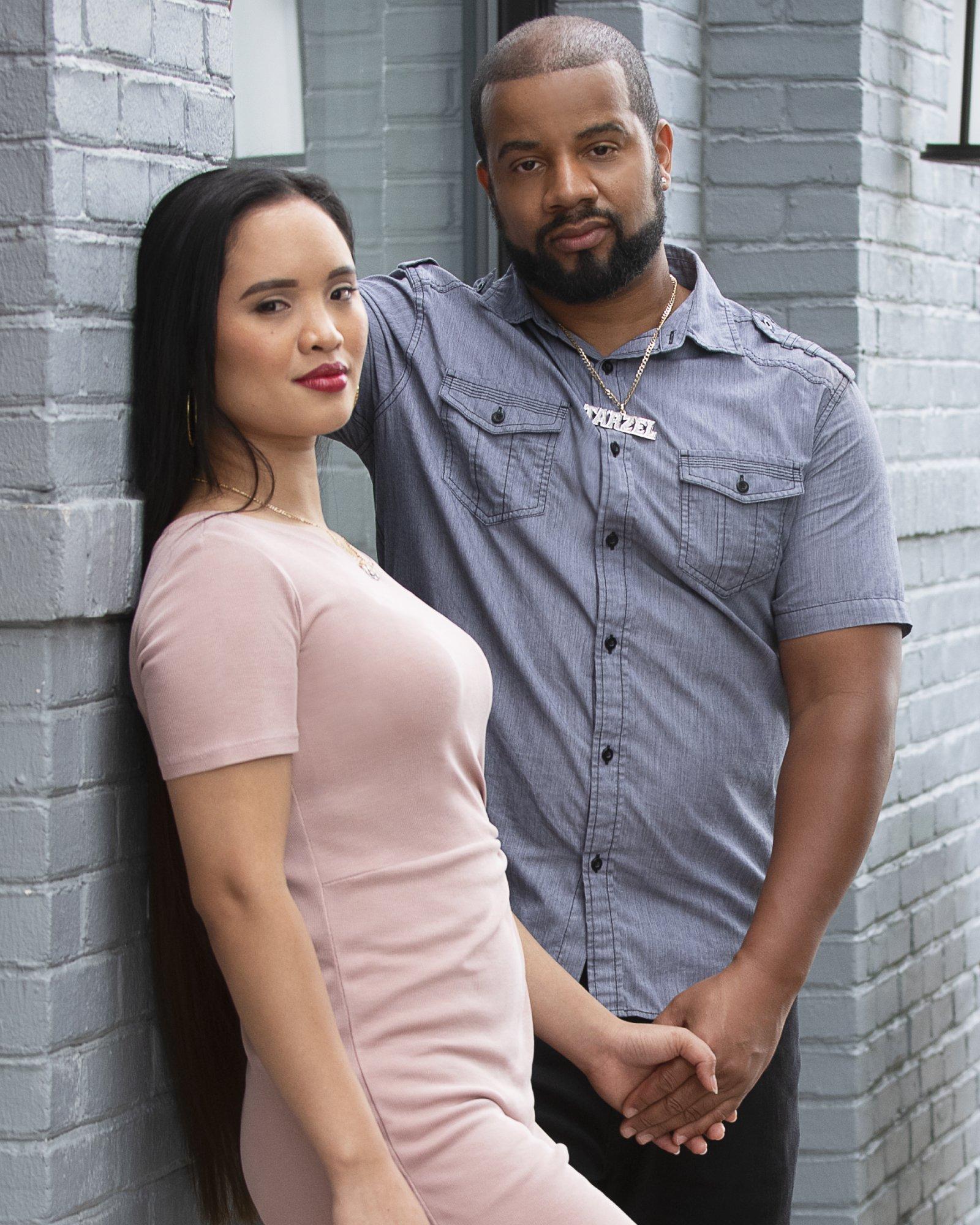 90 Day Fiance Season 8 couple Tarik Myers and Hazel Cagalitan