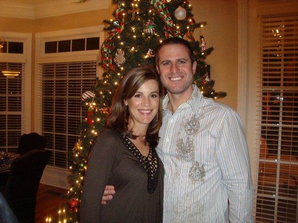 Sarah Stone and Brock Smith