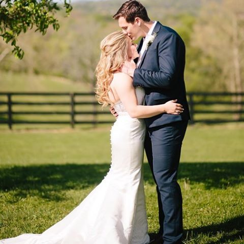 Shawn Johnson and Andrew East