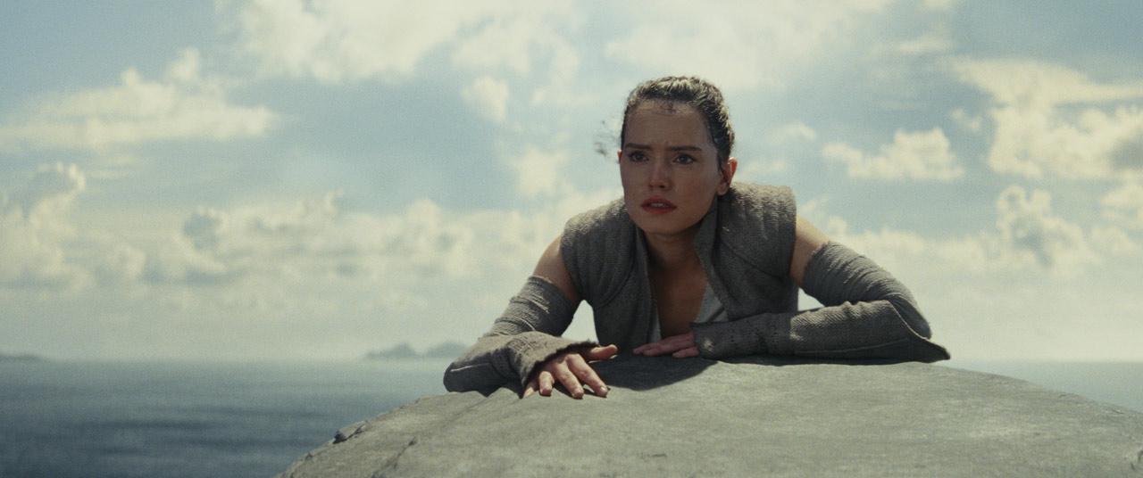 """Résultat de recherche d'images pour """"star wars last jedi rey"""""""